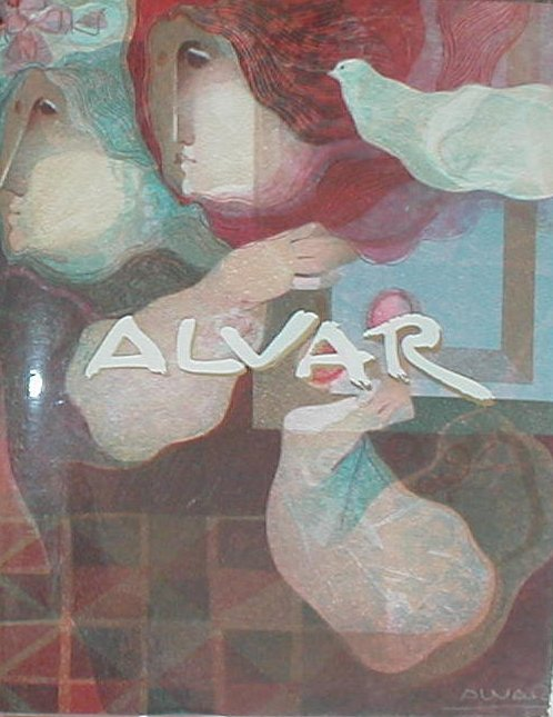 Cover                               of Alvar deluxe book