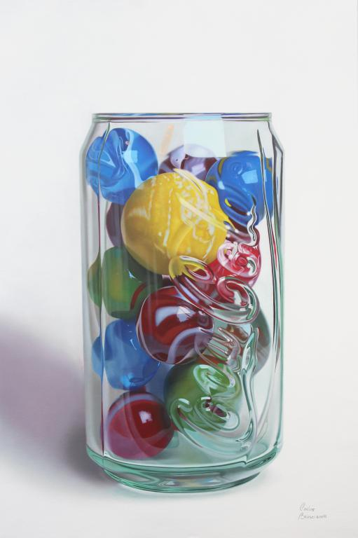 Marbles and                   Coke