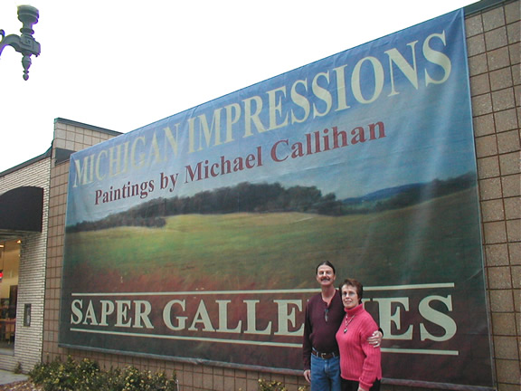 Artist                         Callihan and Sue with Banner