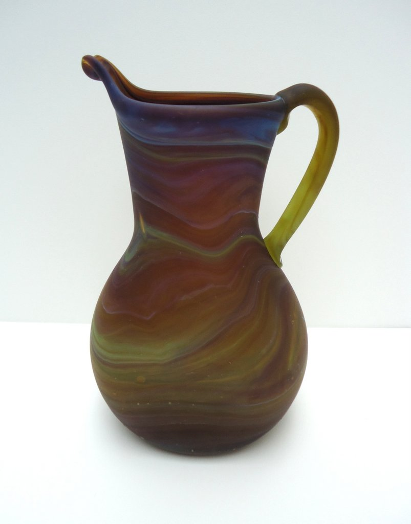 Pinched                   pitcher