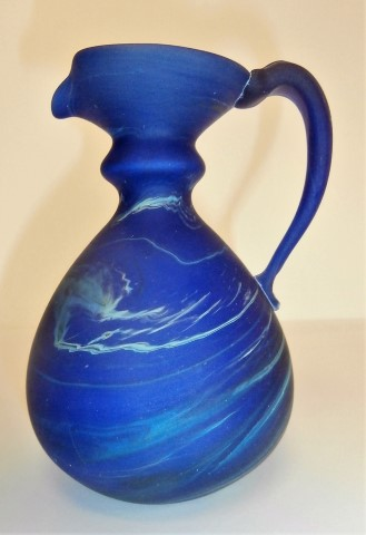 Pitcher cobalt