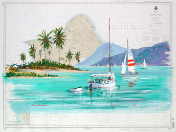 Hallam's Oahu