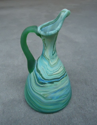 Bell shaped pitcher                   8 1/2