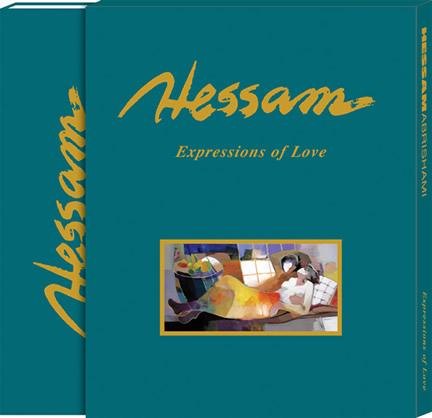 Expressions Of Love Deluxe Book