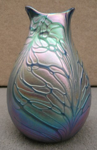 Butterfly                       pouch vase