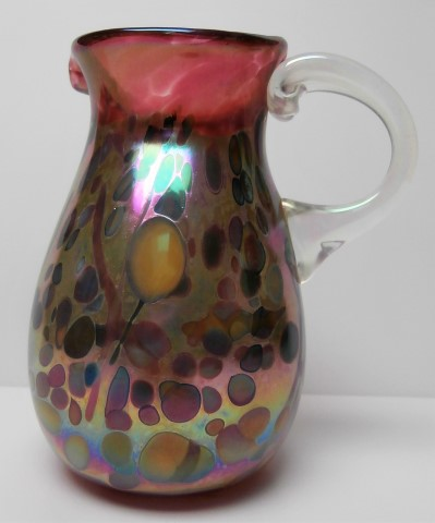 Small ruby                       pitcher