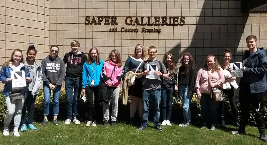 Michigan Youth Arts visitors
