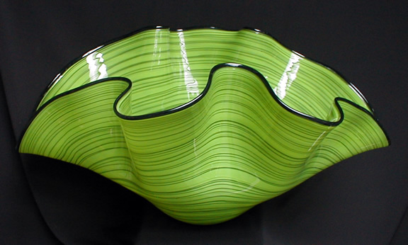 Ioan Nemtoi hand-blown glass