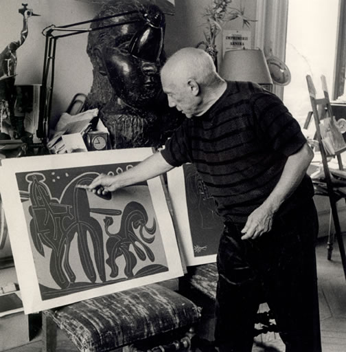 Picasso with