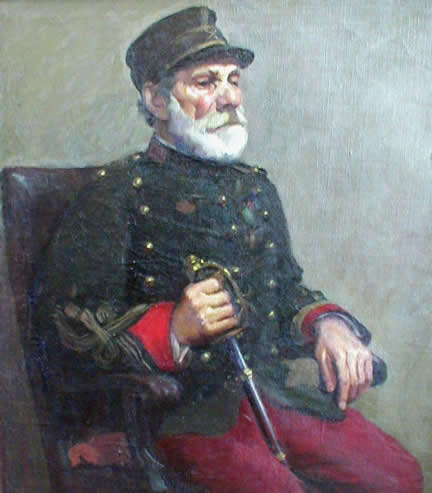 Captain H Barnhardt 1926