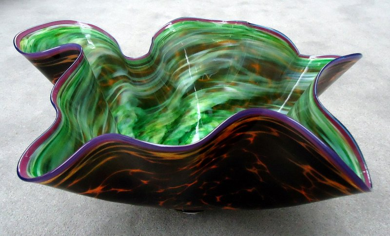Glass by many artists